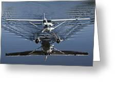 Smoooth Landing Greeting Card