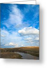 Snake River Greeting Card