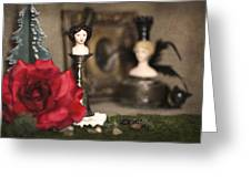 Snow White Greeting Card