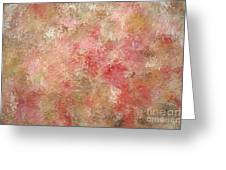 Soft Autumn Colors Greeting Card