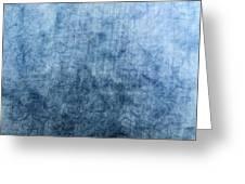 Soft Blue Greeting Card