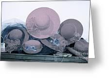Soft Hats  Greeting Card