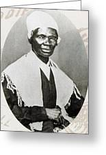 Sojourner Truth, African-american Greeting Card by Photo Researchers