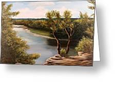 Solado Creek Greeting Card