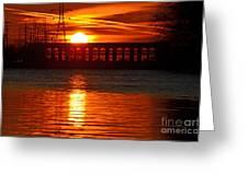 Solar Power Greeting Card