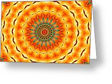 Solar Wind Greeting Card