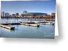 Soldier Field - East Side Greeting Card