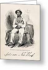 Solomon Northup (1808-?) Greeting Card