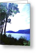 Some Sound Mt Desert Island Me Greeting Card