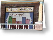 South Bronx - New York City Greeting Card