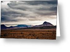 South Of Socorro Greeting Card