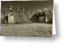 Southampton Potato Barn Greeting Card