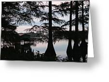 Southern Lake Greeting Card