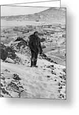 Southpole-antarctica-photos-4 Greeting Card
