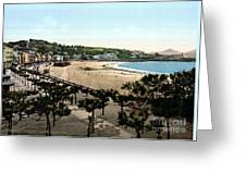 Spain: San Sebastian Greeting Card