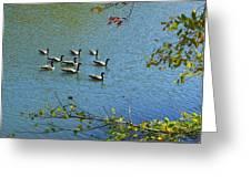 Spanish Armada Greeting Card
