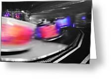 Speedster Greeting Card