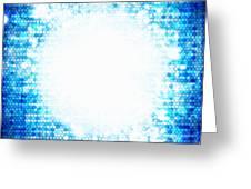 Sphere Energy Greeting Card