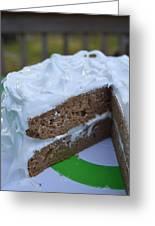 Spice Cake Greeting Card