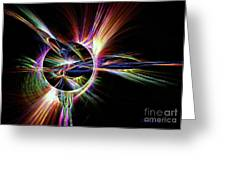 Spin Cycle Greeting Card