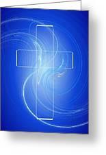 Jesus, Cross 116 Greeting Card