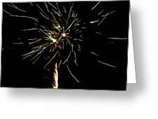 Spirograph Greeting Card
