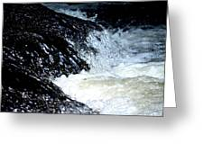 Splashes And Suds Greeting Card