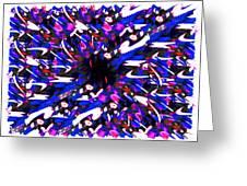 Splat 1 Greeting Card