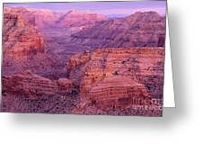 Splendor Of Utah Greeting Card