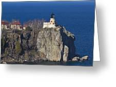 Split Rock Lighthouse 76 Greeting Card