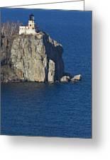 Split Rock Lighthouse 77 Greeting Card