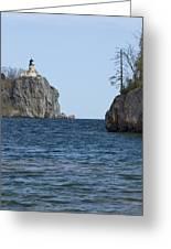 Split Rock Lighthouse 87 Greeting Card