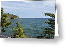 Split Rock Lighthouse 92 Greeting Card