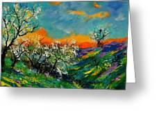 Spring 672101 Greeting Card