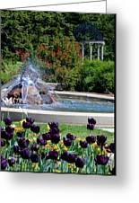 Spring At Maymont Greeting Card