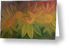 Spring Bloom Greeting Card by Shadrach Ensor