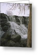 Spring Falls Greeting Card