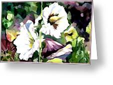 Spring Holly Greeting Card