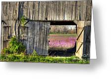 Spring In Kentucky Greeting Card