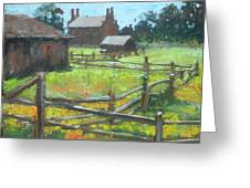 Spring Time In Nauvoo Greeting Card