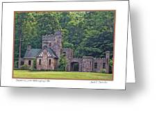 Squires Castle Greeting Card