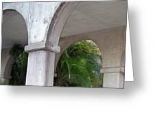 St. Augustine Vestibule Greeting Card