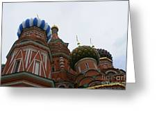 St. Basil's Cathedral 19 Greeting Card