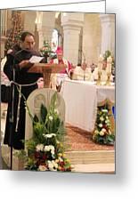 St. Catherine Church Mass Greeting Card