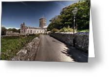 St Davids Cathedral Pembrokeshire 2 Greeting Card