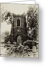 St James The Less - East Falls Philadelphia Greeting Card