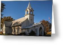 St. John's Lutheran Church Greeting Card