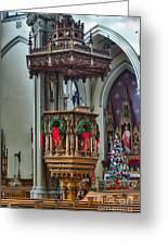 St Louis Church 11 Greeting Card