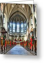 St Louis Church 2 Greeting Card