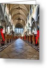 St Louis Church 3 Greeting Card